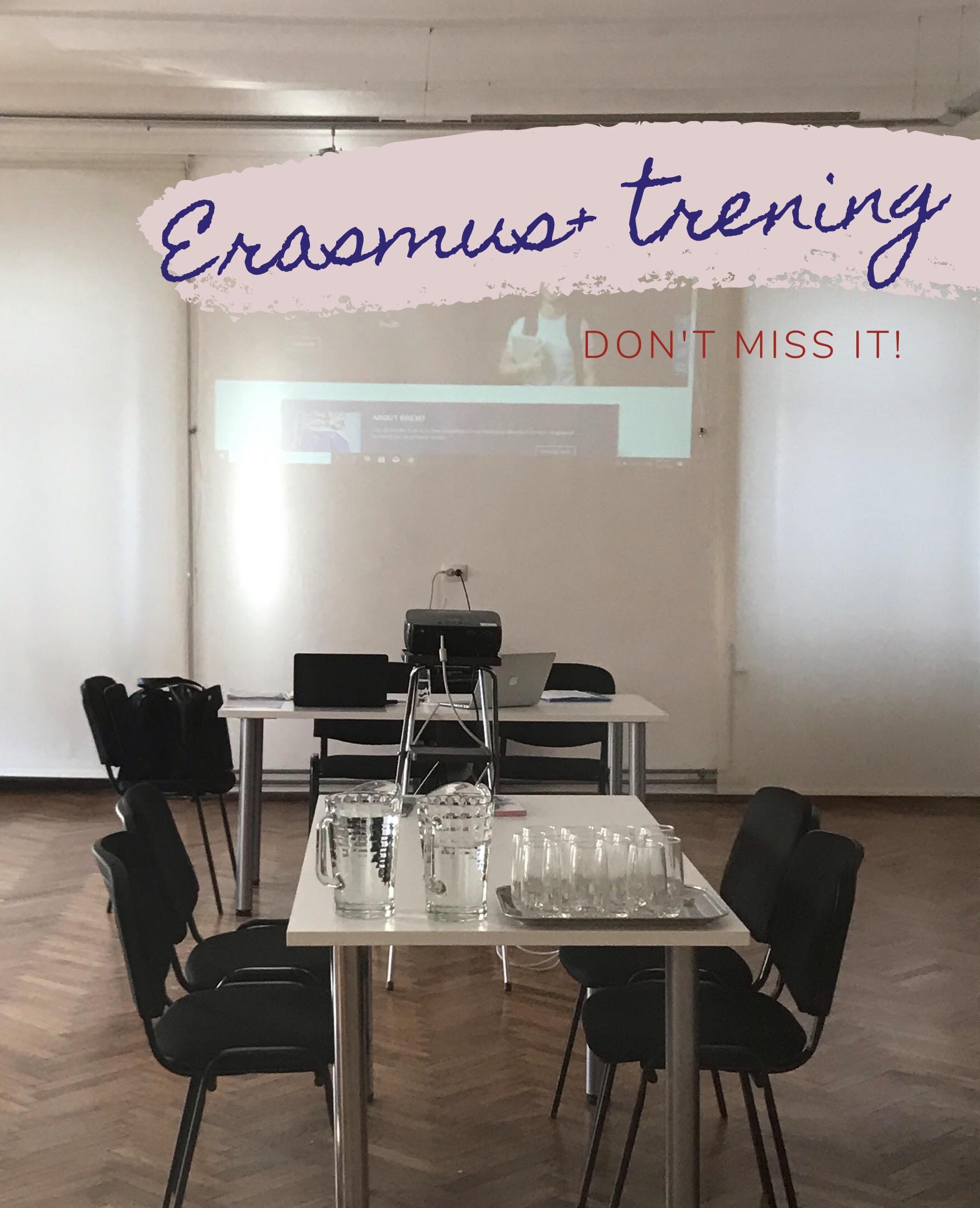 Pročitajte više o članku ERASMUS+ trening u Osijeku