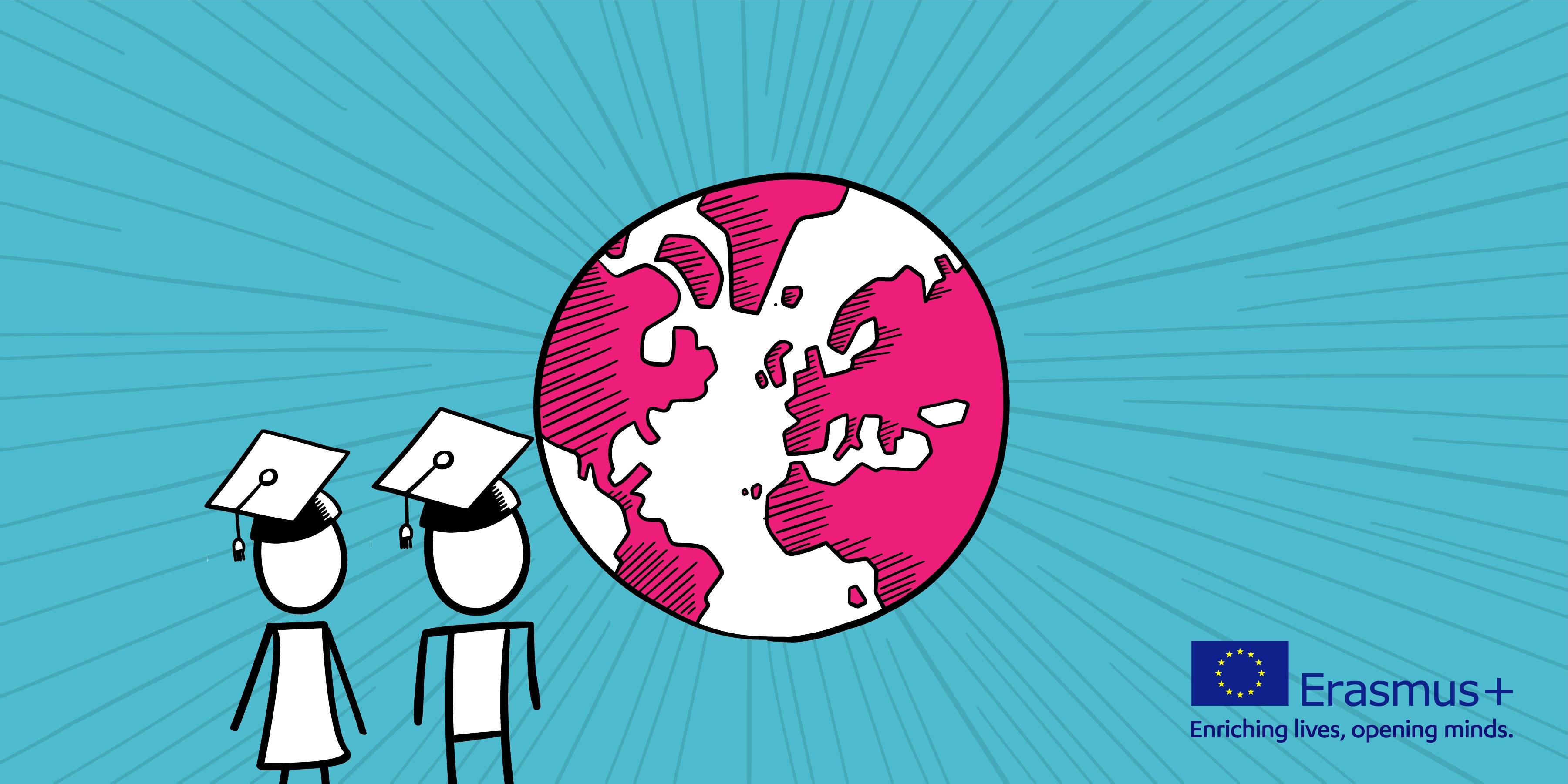 Pročitajte više o članku Poziv na podnošenje prijedloga za program Erasmus+ za 2020. godinu